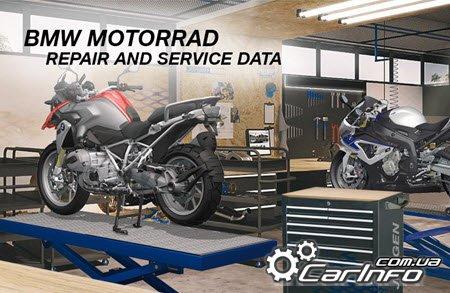 SERVICE DATA BMW MOTORRAD RSD 09.2016