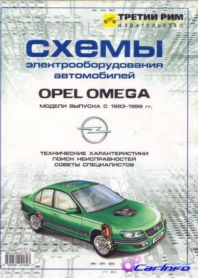 Opel Omega B 1993-1999