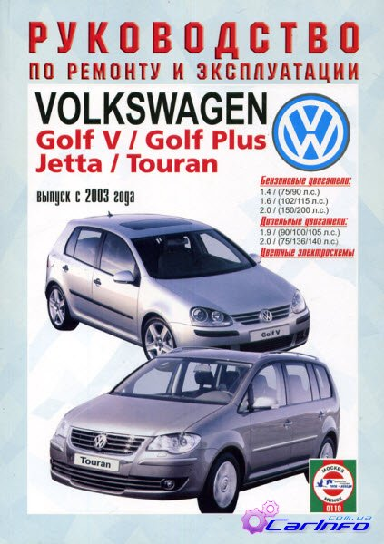 GOLF PLUS / JETTA / TOURAN