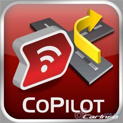 CoPilot Truck 9.2.0.687 (2013/MULTI/RUS) Android