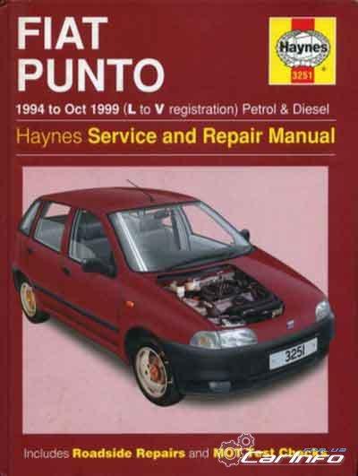 Fiat Punto 1994-1999 Haynes