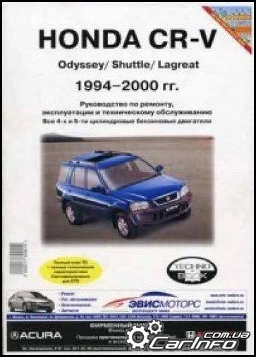 Руководство Компьютера Honda Odyssey