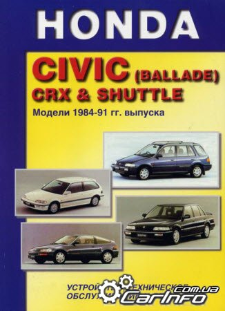 Honda Civic Руководство