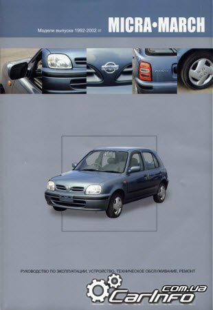 NISSAN MICRA / MARCH 1992-2002 ����������� �� ������� � ������������