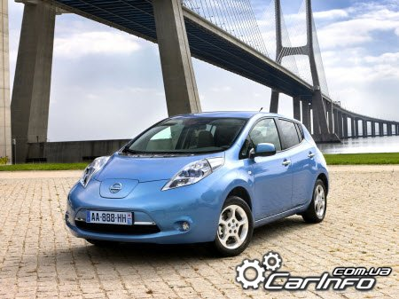 Nissan Leaf (ZE0) 2011 Factory Service Manual