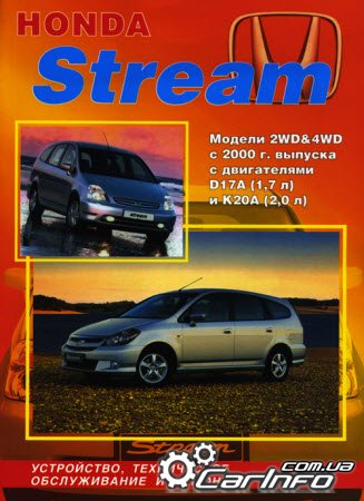 Honda Stream с 2000