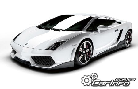 Lamborghini Gallardo Coupe LP560-1(L714) Workshop Manual