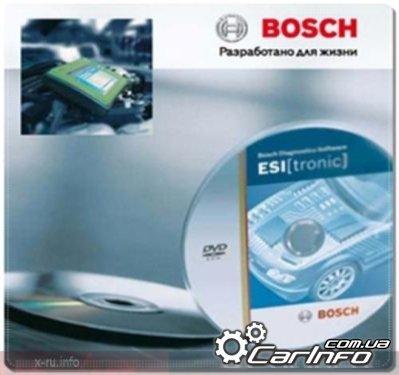 Каталог авто запчастей Bosch
