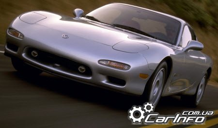 Mazda RX-7 (FD) 1991–2002 Factory Service Manuals  + Wiring Diagram