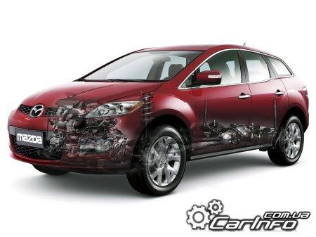 Mazda Cx-7 Руководство По Ремонту И Эксплуатации