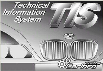 BMW TIS (Technical Information System) 12.2007