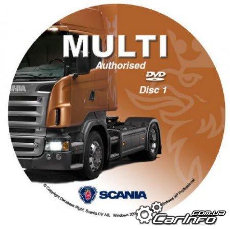 Scania программа подбора запчастей