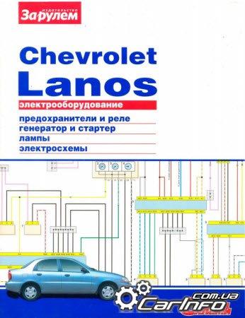 Электрооборудование Chevrolet