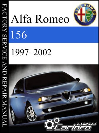 alfa romeo 156 e learn workshop manual