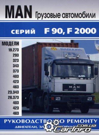 Грузовые автомобили MAN F90,