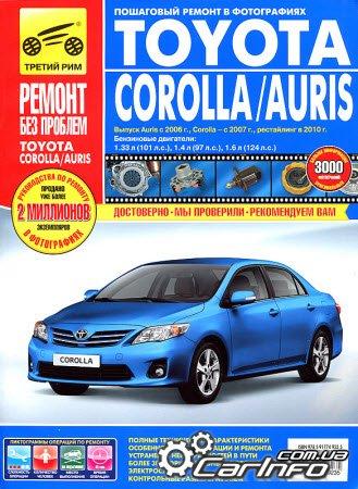 Бесплатно Скачать Руководство По Ремонту И Эксплуатации Toyota Corolla
