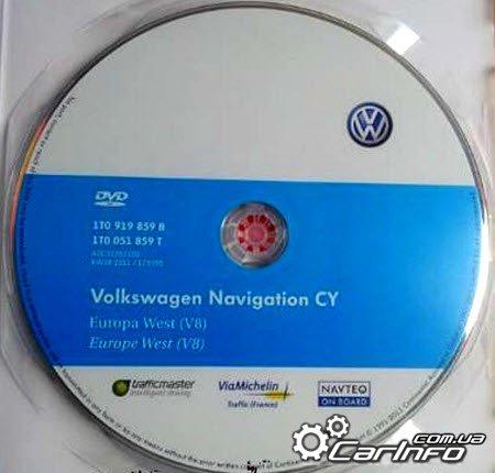 volkswagen navigation cy europa west v8 multi12. Black Bedroom Furniture Sets. Home Design Ideas
