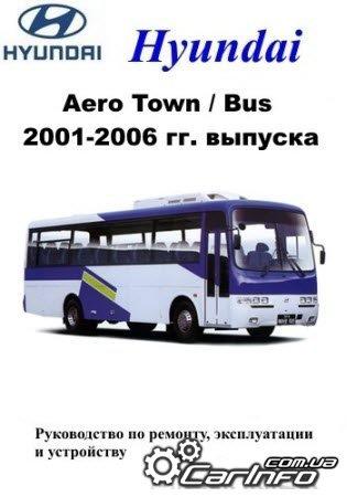 Hyundai Aero Town 2001 - 2006