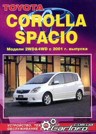 скачать руководство по эксплуатации автомобиля toyota ist 2003