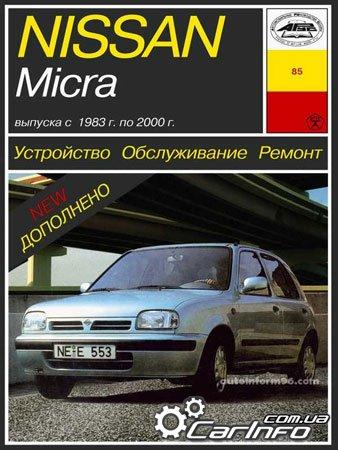 Nissan Micra, Ниссан Микр,