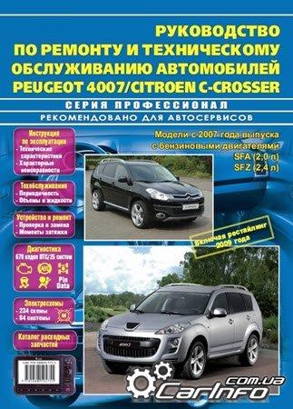 каталог деталей автомобиля ситроен с 8
